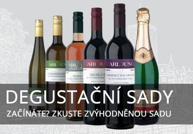 Pokud chcete nealkoholická vína Carl Jung důkladně vyzkoušet, doporučujeme začit se svýhodněnou degu